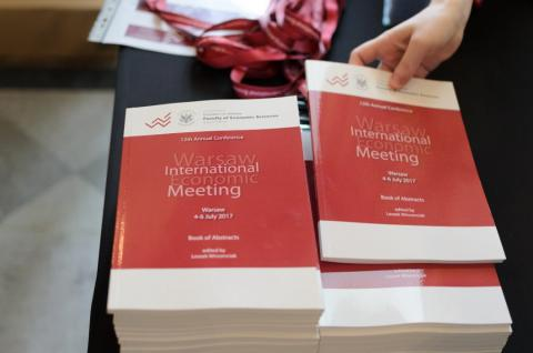Warsaw International Economic Meeting